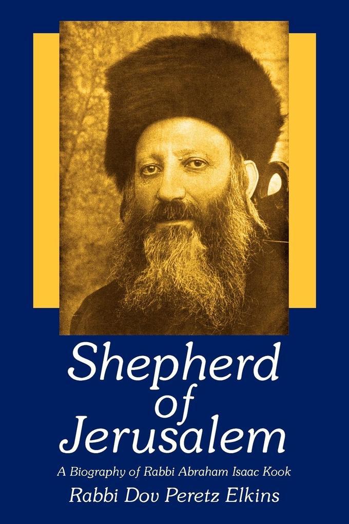Shepherd of Jerusalem als Taschenbuch