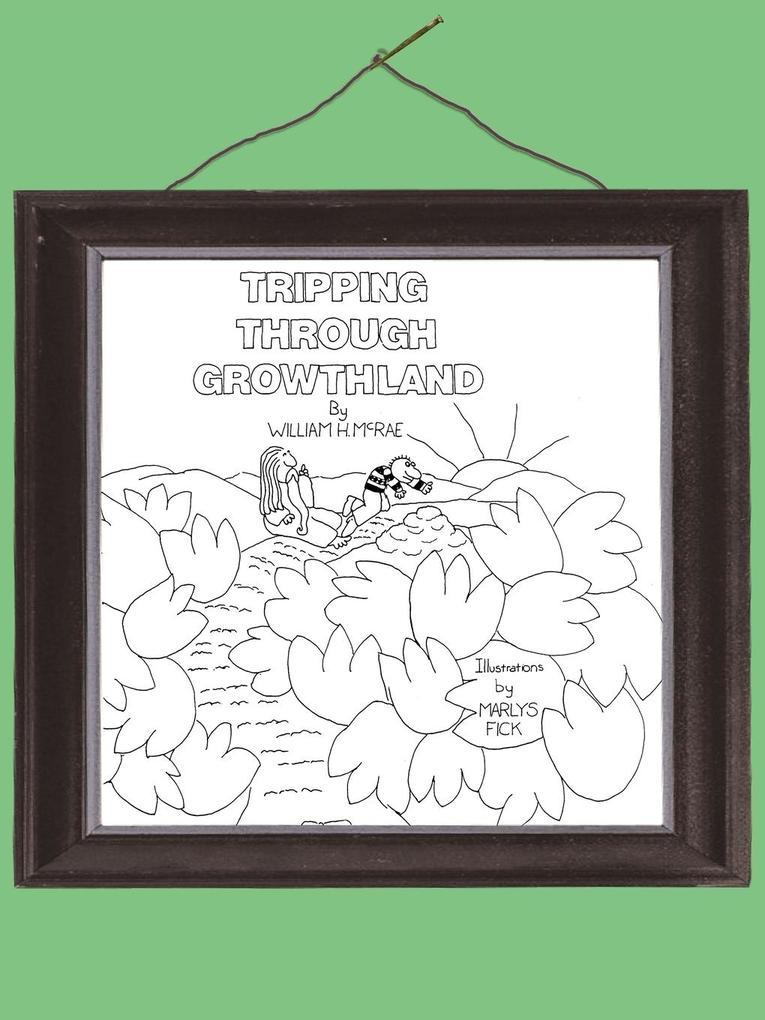 Tripping Through Growthland als Taschenbuch