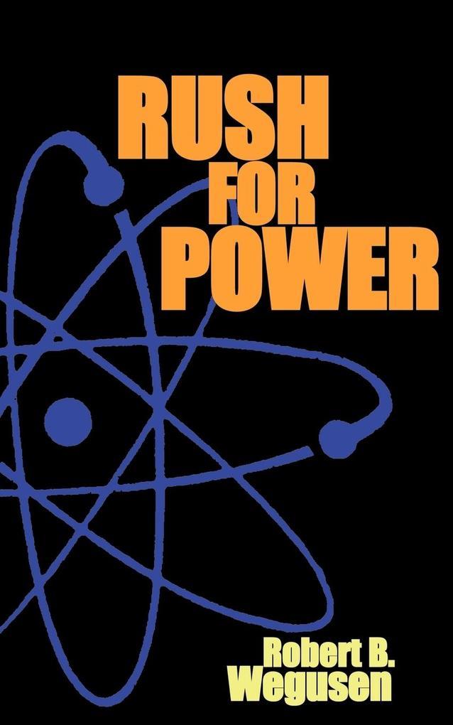 Rush for Power als Taschenbuch