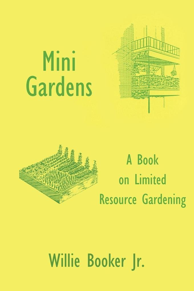 Mini Gardens als Taschenbuch