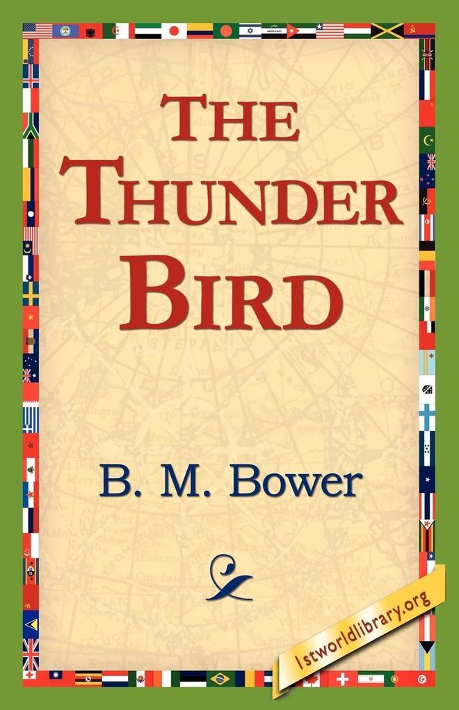 The Thunder Bird als Taschenbuch