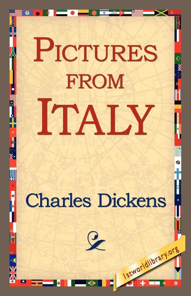 Pictures from Italy als Taschenbuch