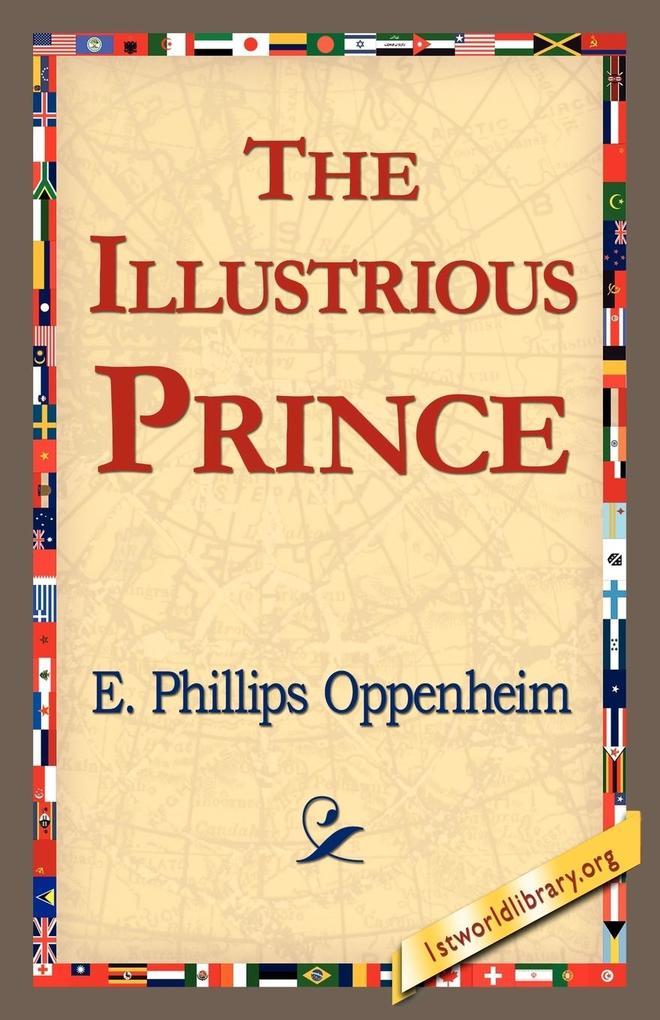 The Illustrious Prince als Taschenbuch