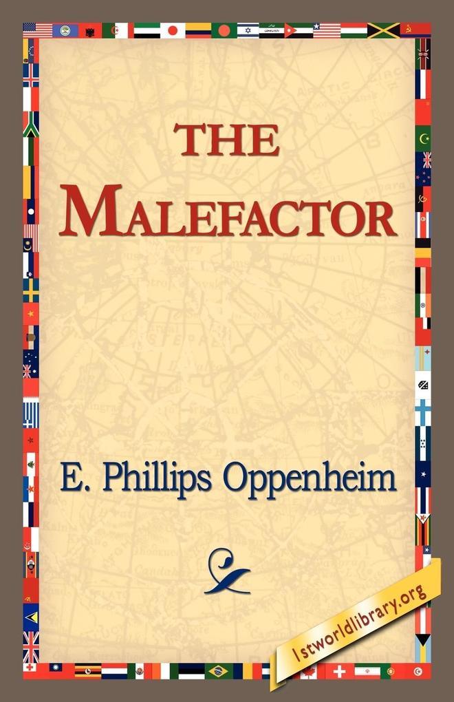 The Malefactor als Taschenbuch