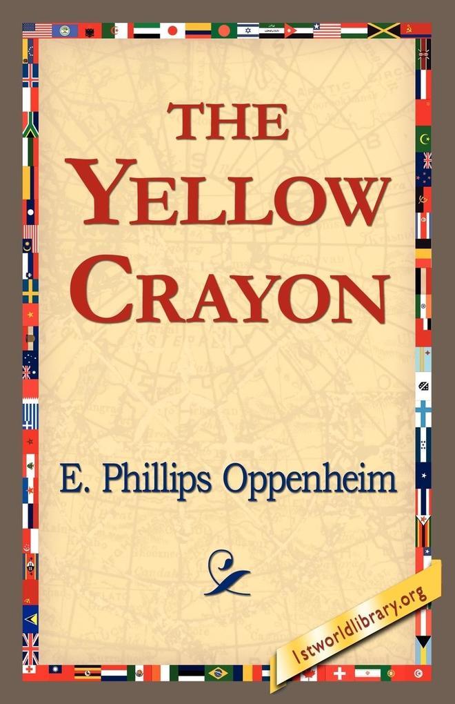 The Yellow Crayon als Taschenbuch