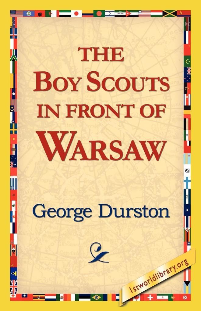 The Boy Scouts in Front of Warsaw als Taschenbuch