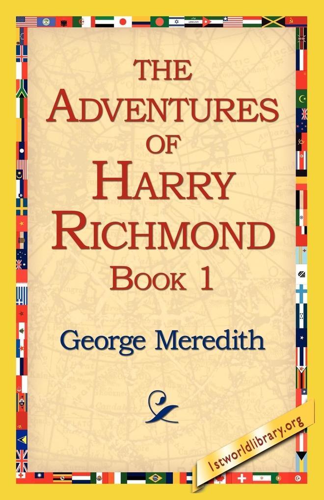 The Adventures of Harry Richmond, Book 1 als Taschenbuch
