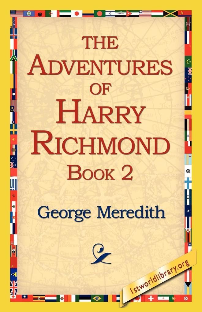 The Adventures of Harry Richmond, Book 2 als Taschenbuch