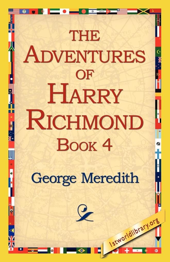 The Adventures of Harry Richmond, Book 4 als Taschenbuch