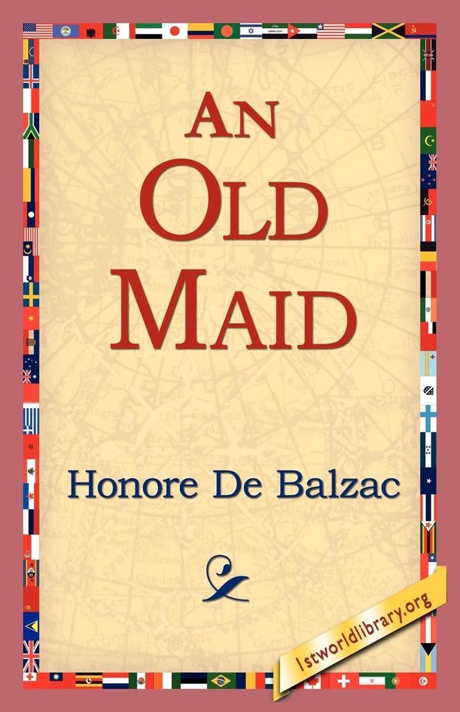 An Old Maid als Taschenbuch