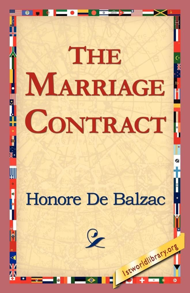 The Marriage Contract als Taschenbuch