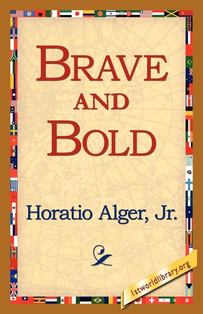 Brave and Bold als Taschenbuch