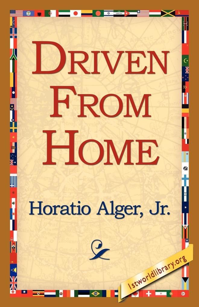 Driven from Home als Taschenbuch