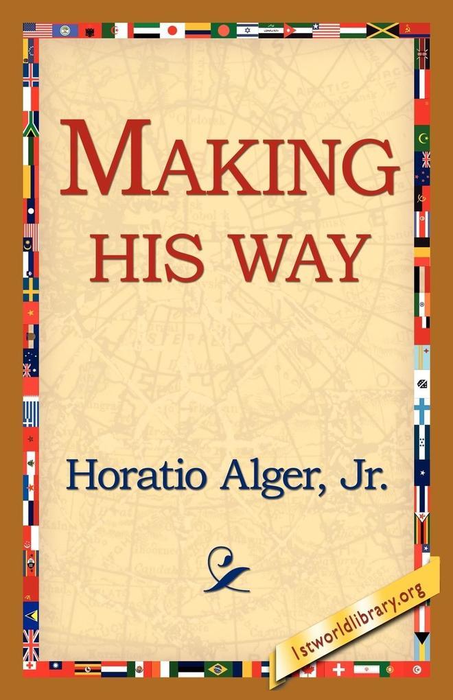 Making His Way als Taschenbuch