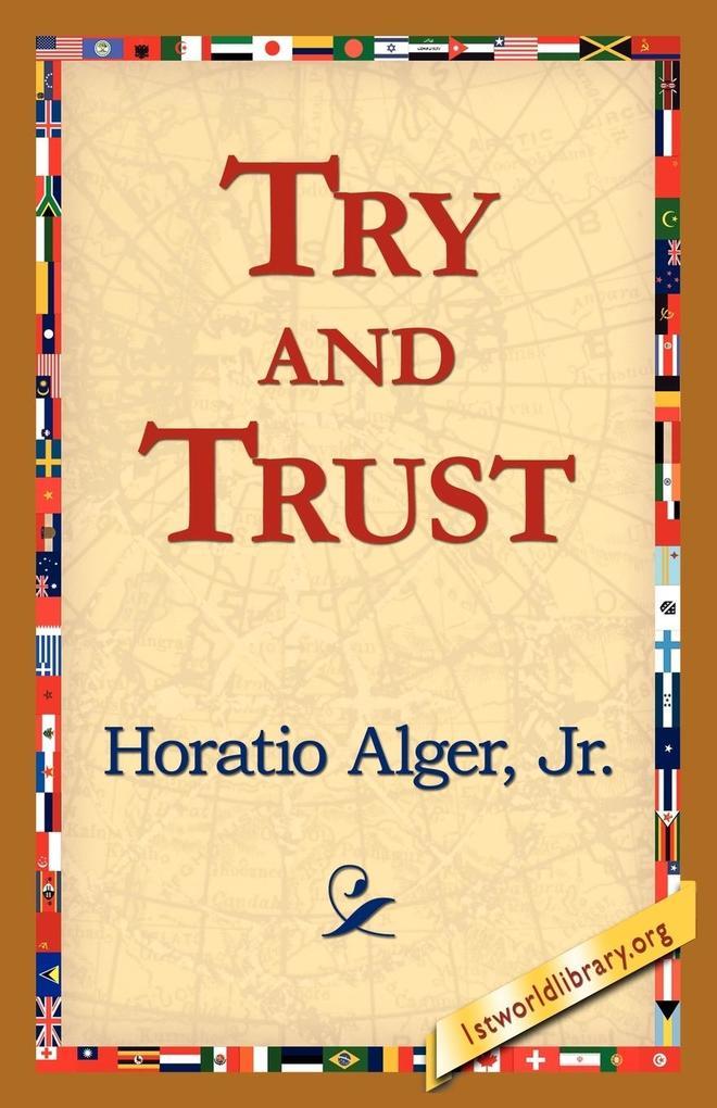 Try and Trust als Taschenbuch