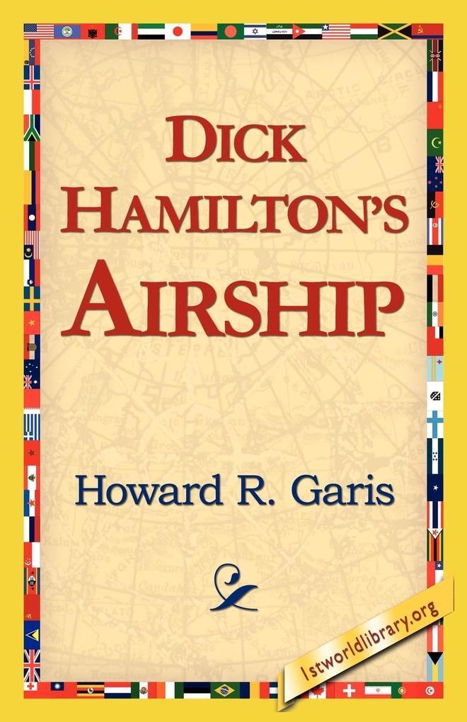 Dick Hamilton's Airship als Taschenbuch
