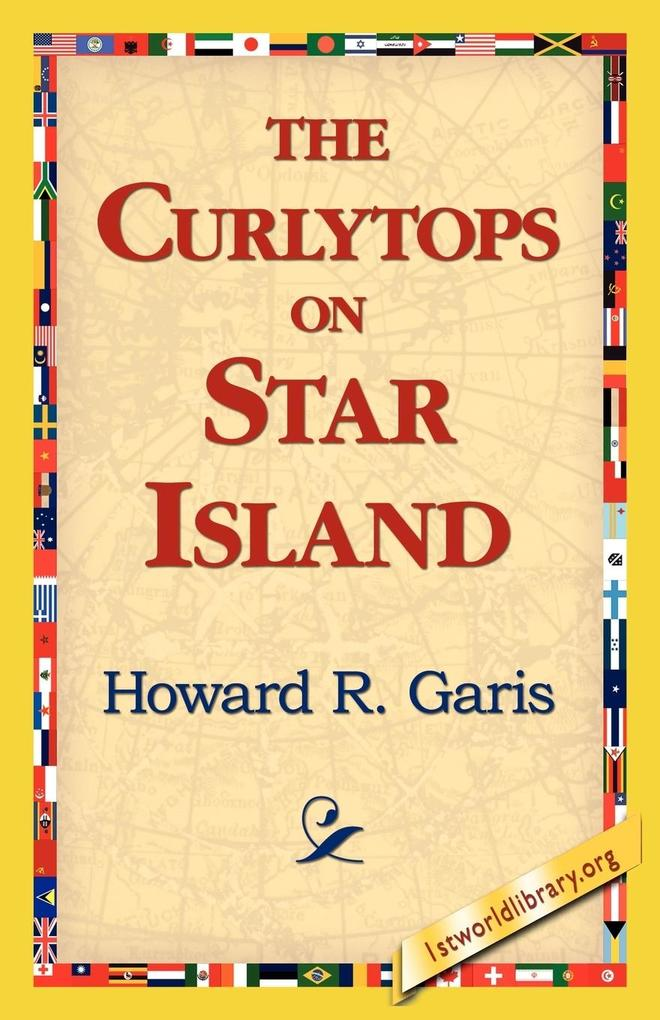 The Curlytops on Star Island als Taschenbuch
