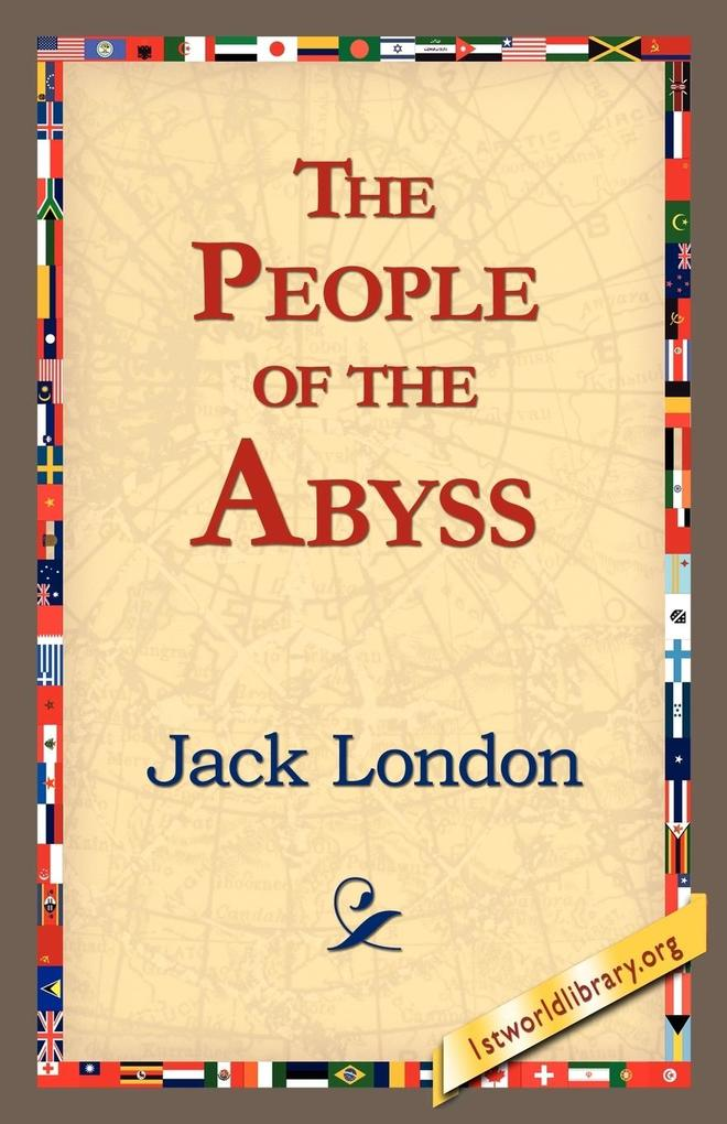 The People of the Abyss als Taschenbuch