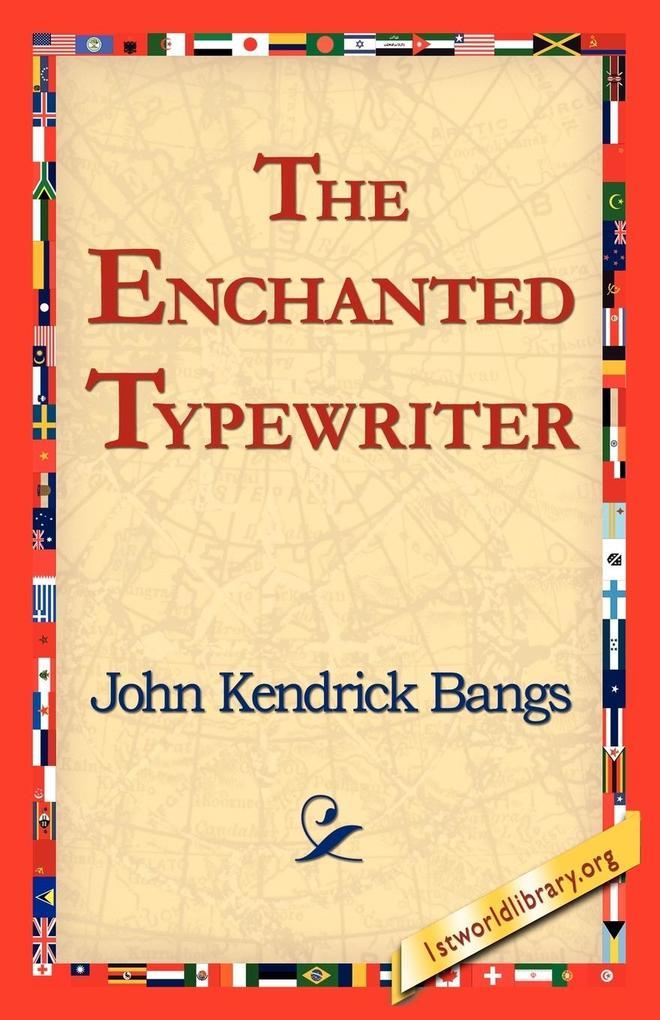 The Enchanted Typewriter als Taschenbuch