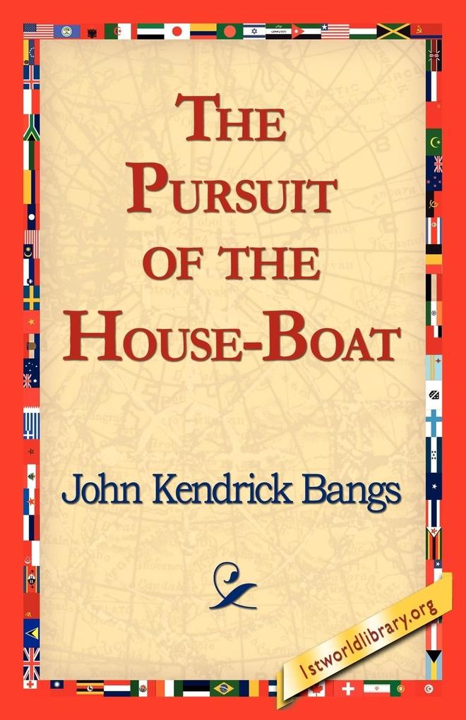 The Pursuit of the House-Boat als Taschenbuch