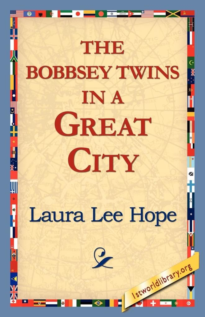 The Bobbsey Twins in a Great City als Taschenbuch