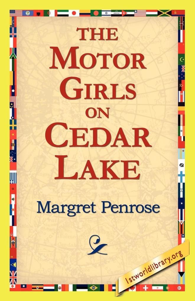 The Motor Girls on Cedar Lake als Taschenbuch