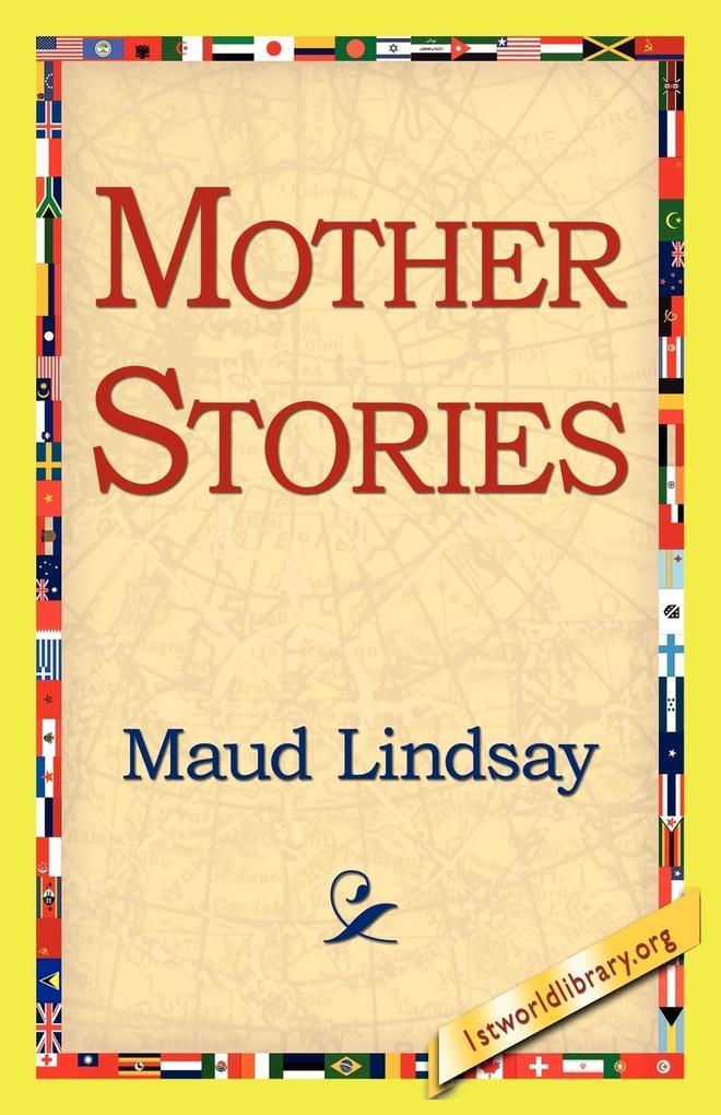 Mother Stories als Taschenbuch
