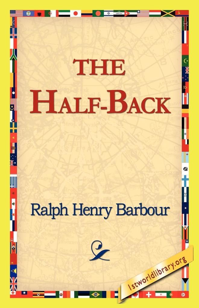 The Half-Back als Taschenbuch