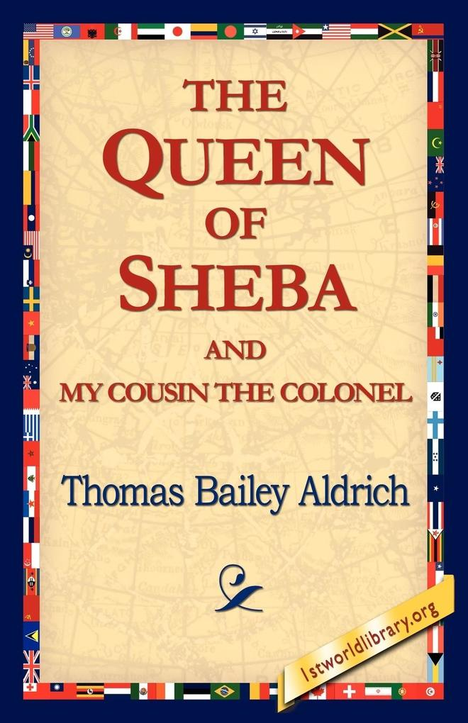 The Queen of Sheba & My Cousin the Colonel als Taschenbuch