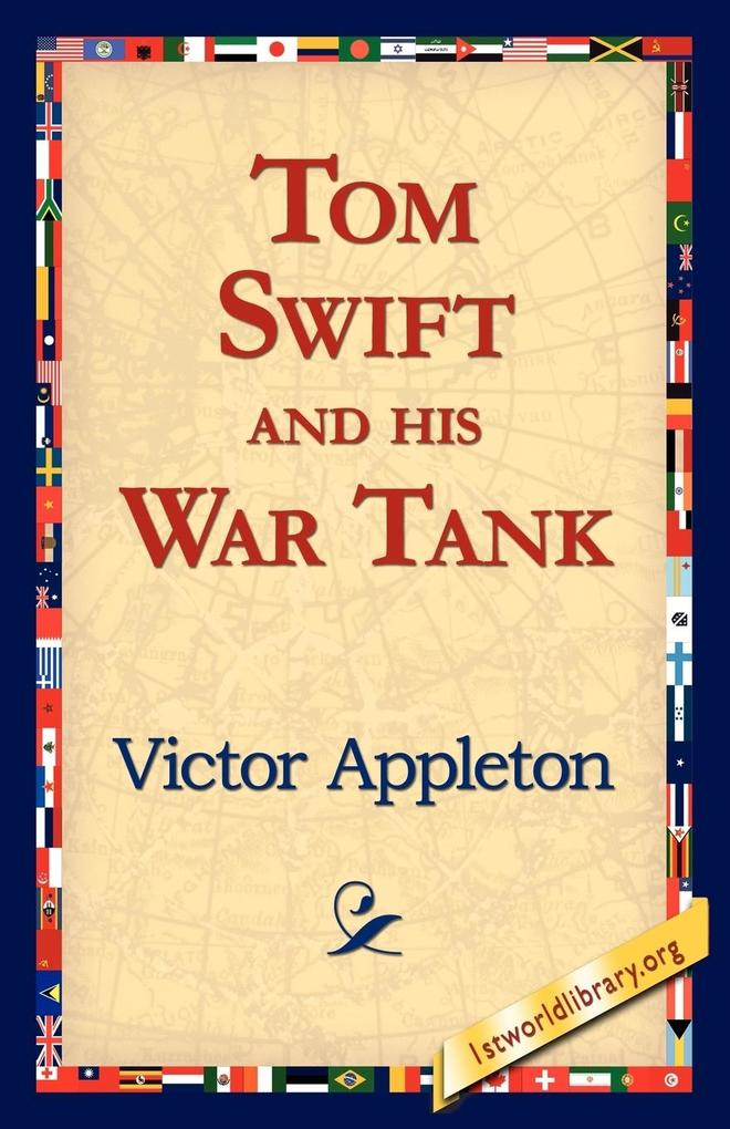 Tom Swift and His War Tank als Taschenbuch
