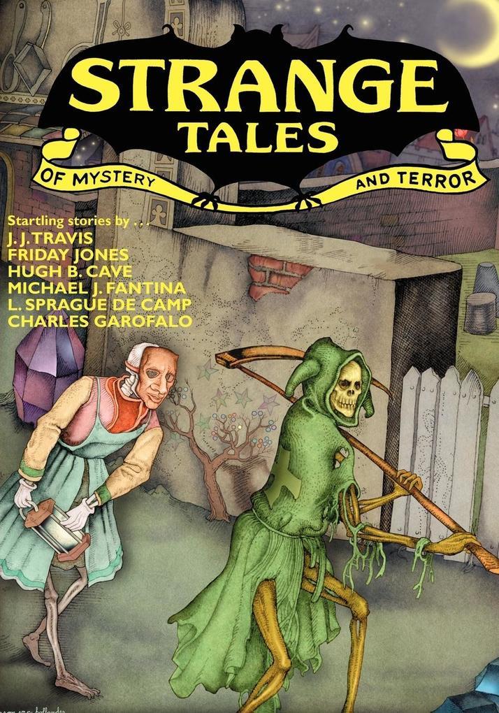 Strange Tales #9 (Pulp Magazine Edition) als Taschenbuch