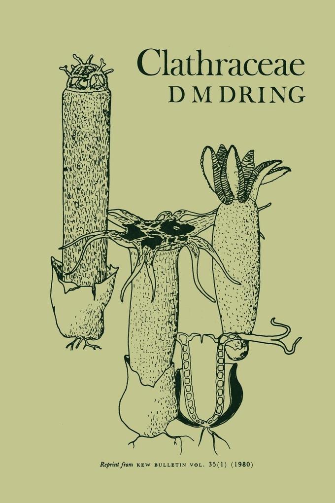 Clathraceae als Taschenbuch