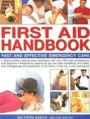 First Aid Handbook als Taschenbuch