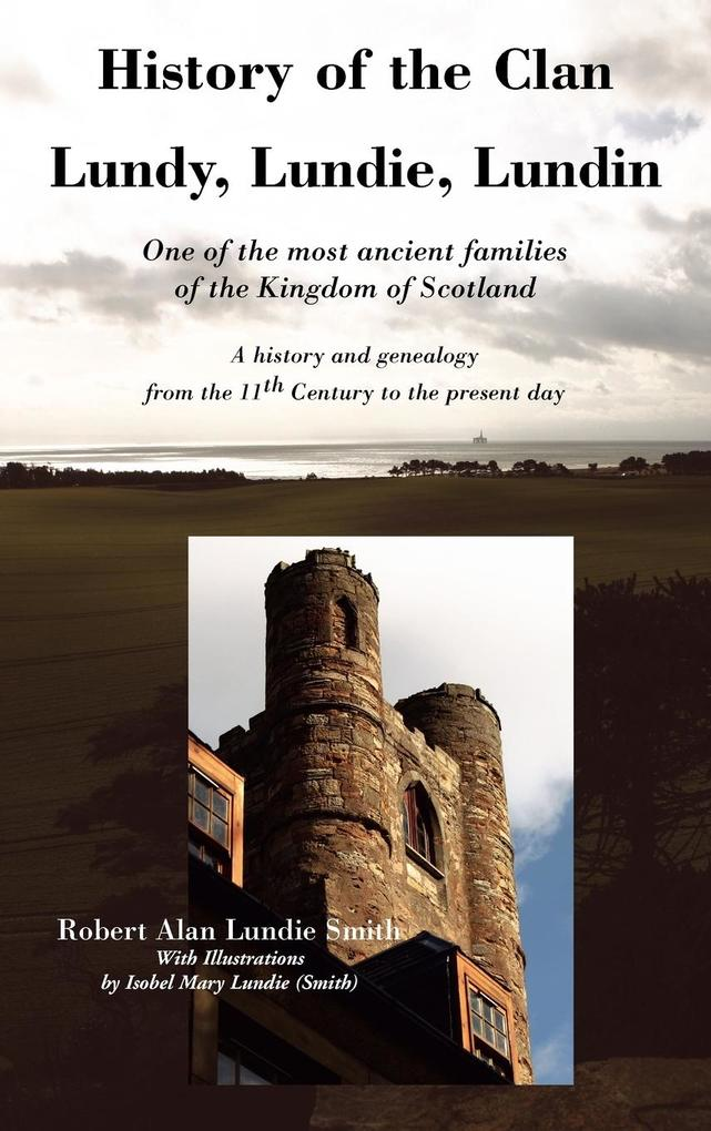 History of the Clan Lundy, Lundie, Lundin als Buch