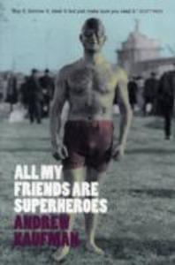 All My Friends are Superheroes als Taschenbuch