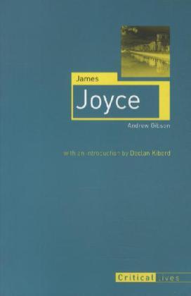 James Joyce als Buch