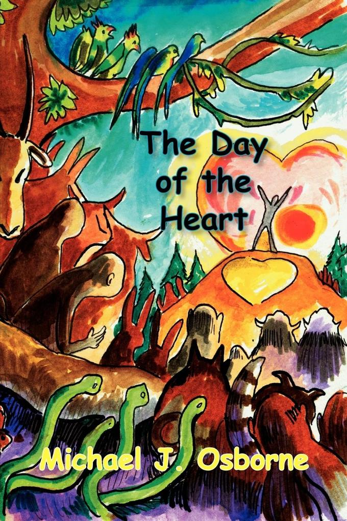 The Day of the Heart als Taschenbuch