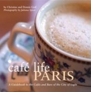 Cafe Life Paris als Taschenbuch