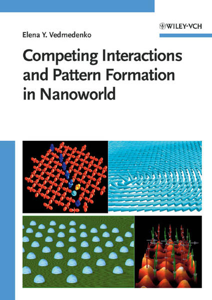 Competing Interactions and Patterns in Nanoworld als Buch
