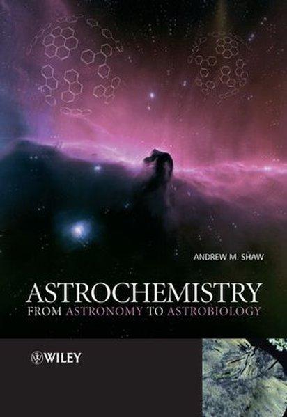 Astrochemistry als Buch