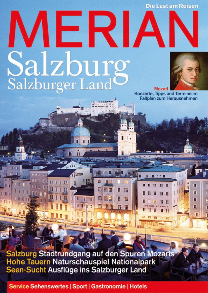 MERIAN Salzburg als Buch