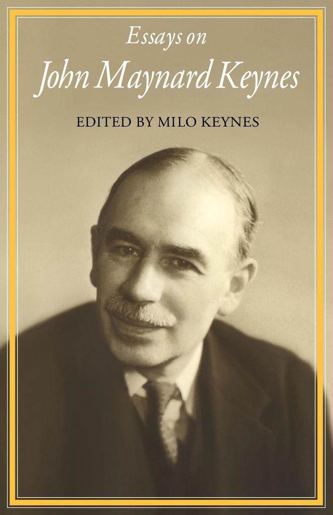 Essays on John Maynard Keynes als Taschenbuch