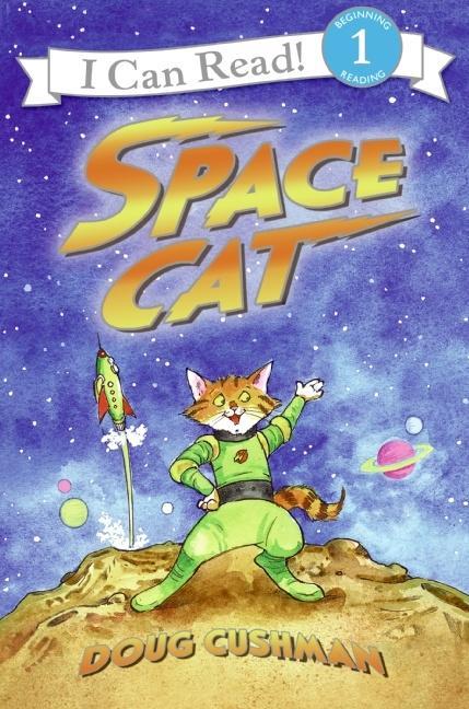 Space Cat als Taschenbuch