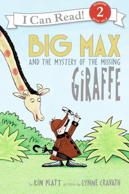 Big Max and the Mystery of the Missing Giraffe als Taschenbuch