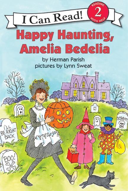 Happy Haunting, Amelia Bedelia als Taschenbuch