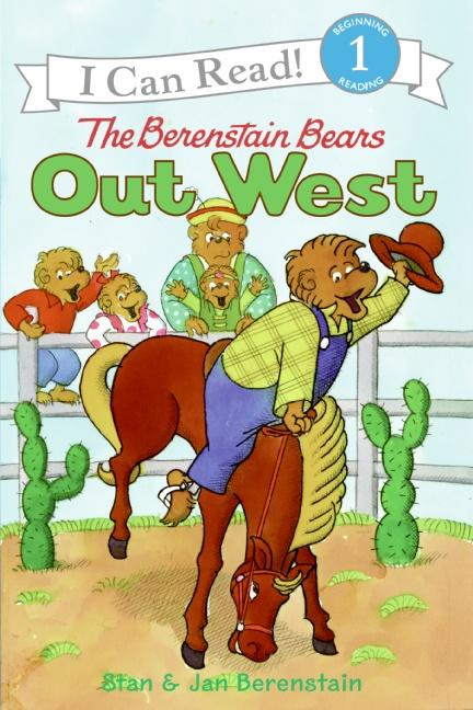 The Berenstain Bears Out West als Taschenbuch