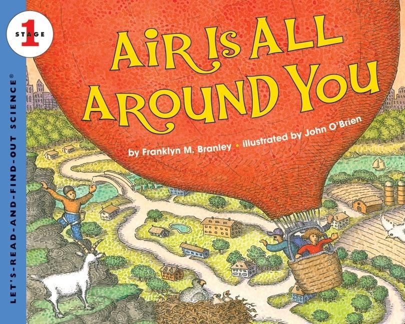 Air Is All Around You als Taschenbuch