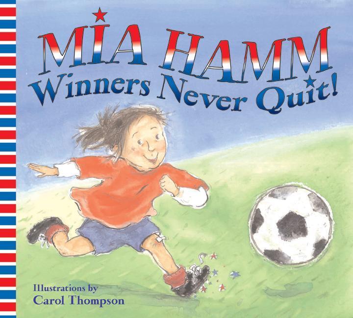 Winners Never Quit! als Taschenbuch
