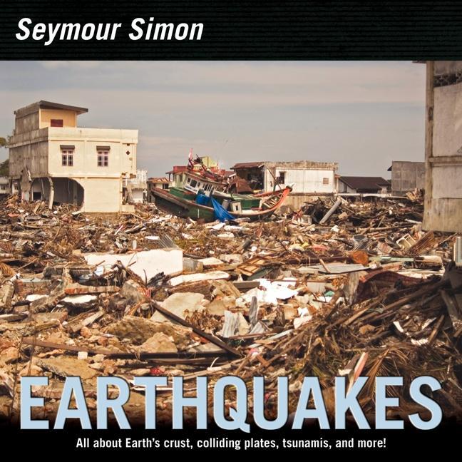 Earthquakes als Taschenbuch