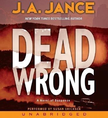 Dead Wrong CD als Hörbuch